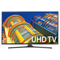 "Samsung UN55KU6290 55"" 4K Ultra HD Smart TV Wi-Fi Nero LED TV"
