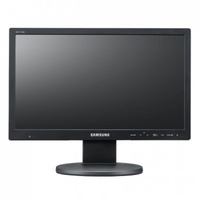 "Samsung SMT-1931 CCTV Monitor 19"" HD Nero monitor piatto per PC"