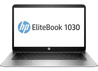 "HP EliteBook NOTEBOOK BUNDEL (X2F02EA + T9H72AA) 1030 + Colombian Leather Case 1.1GHz m5-6Y54 13.3"" 1920 x 1080Pixel Argento Computer portatile"