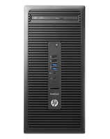 HP EliteDesk 705 G2 MT 3.6GHz A10 PRO-8750B Microtorre Nero PC
