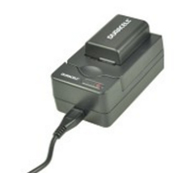 Duracell DRS5865 Indoor battery charger Black battery charger