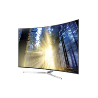 "Samsung UE49KS9000 49"" 4K Ultra HD Smart TV Wi-Fi Nero, Argento LED TV"