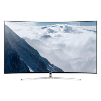 "Samsung UE65KS9000 65"" 4K Ultra HD Compatibilità 3D Smart TV Wi-Fi Nero, Argento LED TV"
