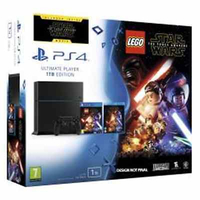 Sony PlayStation 4 1TB + Lego Star Wars 1000GB Wi-Fi Nero