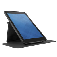 "DELL 460-BBTW 8"" Custodia a libro Nero custodia per tablet"