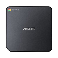ASUS Chromebox CN62-G012U 2.4GHz i7-5500U 0.69L sized PC Grey Mini PC