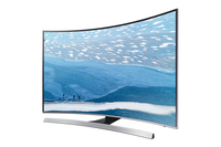 "Samsung UE49KU6649U 49"" 4K Ultra HD Smart TV Wi-Fi Argento LED TV"