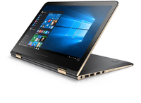 "HP Spectre x360 13-4231ng 2.2GHz i7-6560U 13.3"" 2560 x 1440Pixel Touch screen Alluminio, Argento Ibrido (2 in 1)"