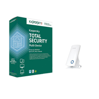 Kaspersky Lab Total Security Multi-Device + WA850RE 3utente(i) 1anno/i ESP