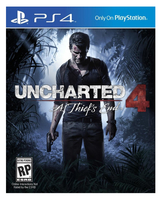 Sony Uncharted4: A Thief