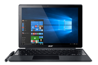 "Acer Switch Alpha 12 SA5-271-38KL 2.3GHz i3-6100U 12"" 2160 x 1440Pixel Touch screen Nero, Argento Ibrido (2 in 1)"