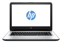 "HP 14-am006ns 1.6GHz N3060 14"" Nero, Argento Computer portatile"