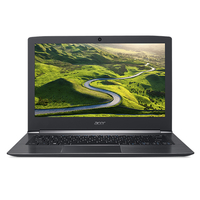 "Acer Aspire S 13 S5-371-549M 2.3GHz i5-6200U 13.3"" 1920 x 1080Pixel Touch screen Nero Computer portatile"
