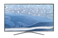 "Samsung UE49KU6400 49"" 4K Ultra HD Smart TV Wi-Fi Argento LED TV"