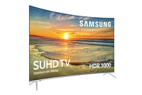 "Samsung UE65KS7500U 65"" 4K Ultra HD Smart TV Wi-Fi Nero, Argento LED TV"