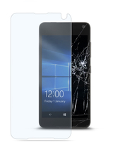 Cellularline Second Glass - Lumia 650 Vetro temperato trasparente e resistente
