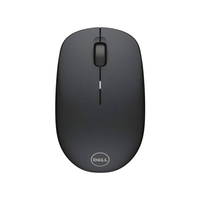 DELL WM126 RF Wireless Ottico 1000DPI Ambidestro Nero mouse