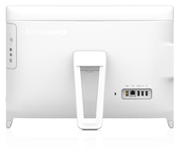 "Lenovo IdeaCentre C20-00 1.6GHz N3050 19.5"" 1600 x 900Pixel Bianco PC All-in-one"