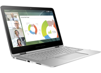 "HP Spectre Pro x360 G2 2.3GHz i5-6200U 13.3"" 1920 x 1080Pixel Touch screen Argento Ibrido (2 in 1)"