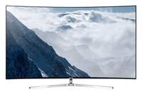 "Samsung UE49KS9090T 49"" 4K Ultra HD Smart TV Wi-Fi Nero, Argento LED TV"