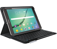 Logitech Type-S Bluetooth QWERTY Nero tastiera per dispositivo mobile