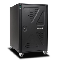 Kensington K64415NA Portable device management cabinet Nero portable device management cart& cabinet