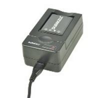 Duracell DRF5880 Indoor battery charger Black battery charger