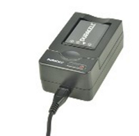 Duracell DRF5881 Indoor battery charger Black battery charger