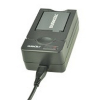 Duracell DRP5856 Indoor battery charger Black battery charger