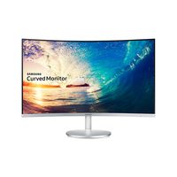 "Samsung C27F591FDM 27"" Full HD VA Argento monitor piatto per PC"