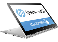 "HP Spectre x360 15-ap004ng 2.3GHz i5-6200U 15.6"" 3840 x 2160Pixel Touch screen Alluminio, Argento Ibrido (2 in 1)"