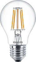 Philips Classic ND 4.3-40W E27 WW A60 CL 40W E27 A++ Bianco caldo lampada LED