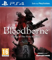 Sony Bloodborne Game of the Year Edition PS4 Basic PlayStation 4 Tedesca videogioco