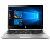 "HP EliteBook Folio G1 1.2GHz m7-6Y75 12.5"" 1920 x 1080Pixel Touch screen Argento Netbook"