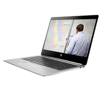 "HP EliteBook Folio G1 1.1GHz m5-6Y54 14"" 1920 x 1080Pixel Touch screen Nero, Argento Computer portatile"