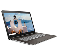 "HP ENVY 17-r003tx 2.6GHz I7-6700HQ 17.3"" 1920 x 1080Pixel Touch screen Argento Computer portatile"