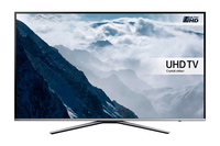 "Samsung UE49KU6405U 49"" 4K Ultra HD Smart TV Wi-Fi Argento LED TV"