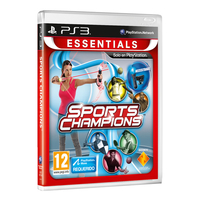 Sony Sports Champions: Essentials, PS3 Basic PlayStation 3 ESP videogioco