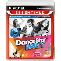 Sony DanceStar Party, PS3 Basic PlayStation 3 ESP videogioco