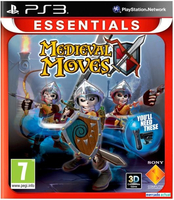 Sony Medieval Moves, PS3 Basic PlayStation 3 ESP videogioco