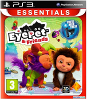 Sony Eye Pet & Friends, PS3 Basic PlayStation 3 ESP videogioco
