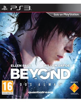 Sony BEYOND: Two Souls, PS3 Basic PlayStation 3 ESP videogioco