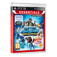 Sony All-Stars: Battle Royale, PS3 Basic PlayStation 3 ESP videogioco