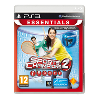 Sony Sports Champions 2, PS3 Basic PlayStation 3 ESP videogioco
