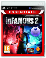 Sony inFAMOUS 2, PS3 Basic PlayStation 3 ESP videogioco