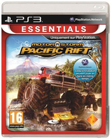 Sony MotorStorm Pacific Rift, PS3 Basic PlayStation 3 ESP videogioco