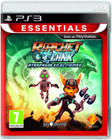 Sony Ratchet & Clank: A Crack in Time, PS3 Basic PlayStation 3 ESP videogioco