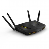 ZyXEL ARMOR Z2 NBG6817 Dual-band (2.4 GHz/5 GHz) Gigabit Ethernet Nero router wireless