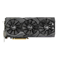 ASUS STRIX-GTX1080-O8G-GAMING GeForce GTX 1080 8GB GDDR5X
