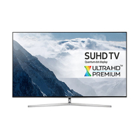 "Samsung UE65KS8090 65"" 4K Ultra HD Smart TV Wi-Fi Argento LED TV"